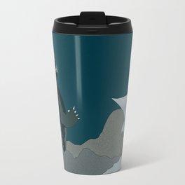 Gamera vs. Zigra Travel Mug