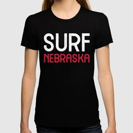 Surf Nebraska T-shirt