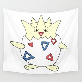 Togepi Wall Tapestry