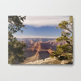Hopi Point Metal Print