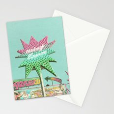 Up in Lights Stationery Cards