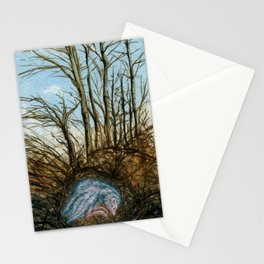 Soul of Winter Stationery Cards