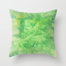 Dryad Complexion Throw Pillow