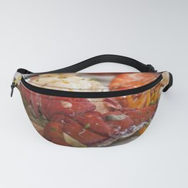 Lobster dinner Fanny Pack