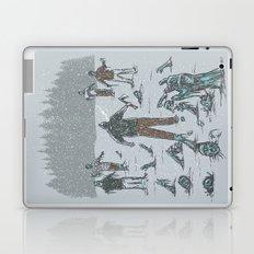 Frozen Tundra Laptop & iPad Skin
