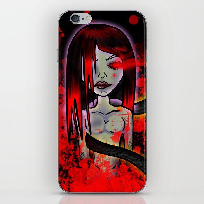 Blood Children iPhone Skin