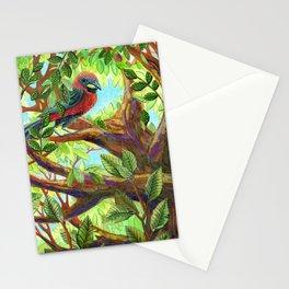 Bird up a Tree Stationery Cards