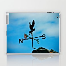 North South West East Laptop & iPad Skin