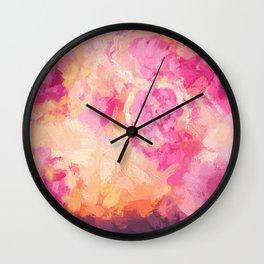 Healing Time Wall Clock