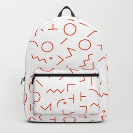 MEMPHIS II ((cherry red)) Backpack