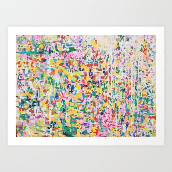 Vida Nueva Art Print