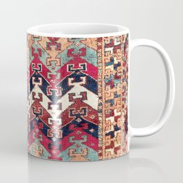 Kagizman Gaziantep Southeast Anatolian Rug Print Coffee Mug
