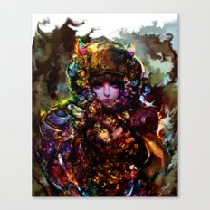 major ghost Canvas Print