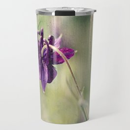 purple summer Travel Mug