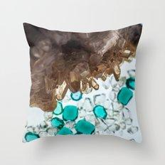 Spells Collor & light Throw Pillow