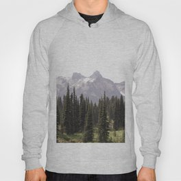 Mountain Wilderness - Nature Photography Hoody