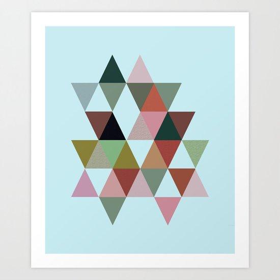 #842 Art Print