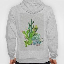 Cactus Garden II Hoody
