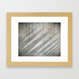 Non-Summah Framed Art Print
