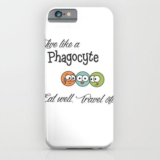 Like a Phagocyte iPhone & iPod Case
