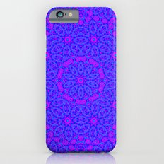 Blue and Pink Mandala Beauty iPhone 6s Slim Case