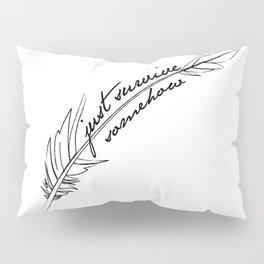 JSS feather Pillow Sham