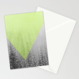 NEON NATURE | Green Stationery Cards