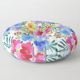 Floral medley Floor Pillow