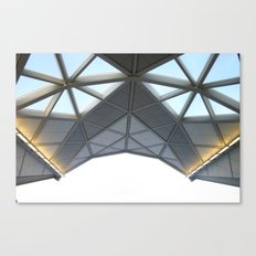Structural Canvas Print