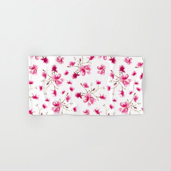 Magnolia blossom Hand & Bath Towel