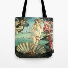 La Pancia di Venere (The Belly of Venus) Tote Bag