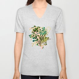 Tropical Dream || Unisex V-Neck
