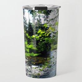 a delightful spot Travel Mug