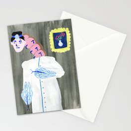 Turn Your Head And Kafka Stationery Cards