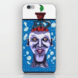 Growth (Pothead) iPhone Skin