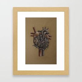 Circulatory Machine Framed Art Print