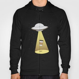 coffee abduction Hoody