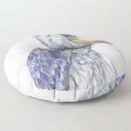 Shoebill Floor Pillow