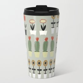 Herbarium Travel Mug