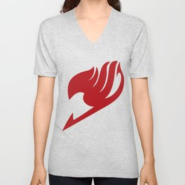 fairy tail Unisex V-Neck