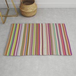 Stripes & stripes Rug