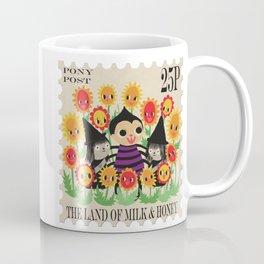 Postage Stamp Coffee Mug