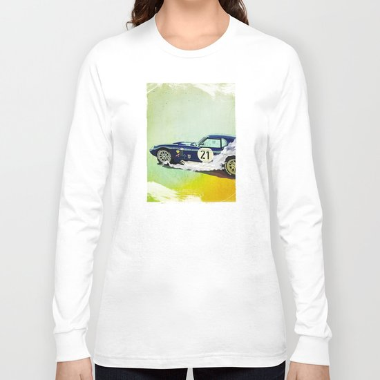Daytona Coupe Long Sleeve T-shirt