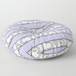 G∆CT Floor Pillow