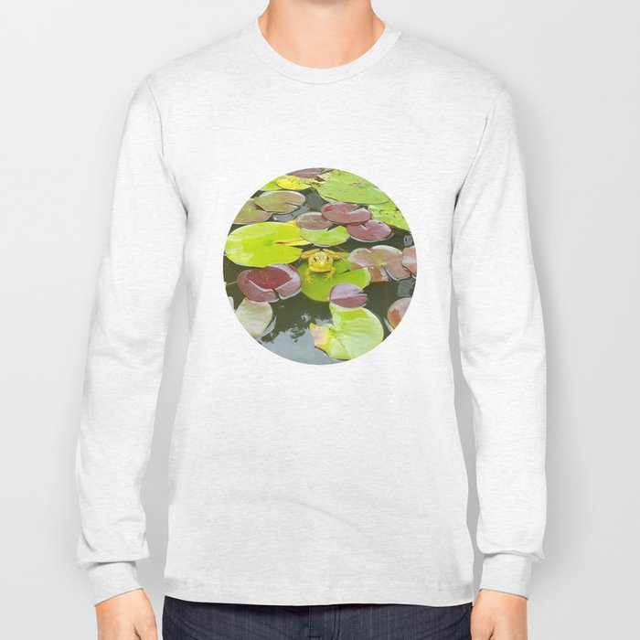 Resting on the pad Long Sleeve T-shirt