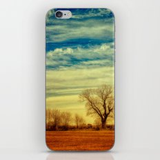 Under the Clouds iPhone & iPod Skin