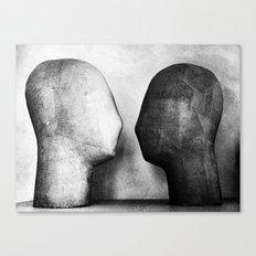 Bipolarism Canvas Print