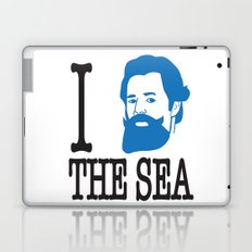 I __ The Sea Laptop & iPad Skin