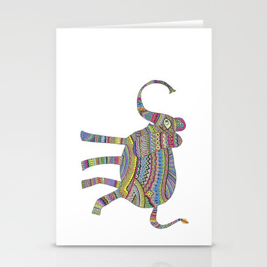 rainbow child Stationery Cards