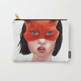 Foxgirl Carry-All Pouch
